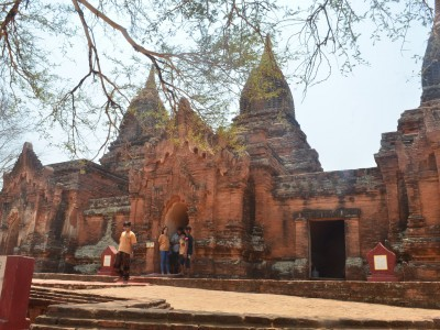 12 Days/ Myanmar Guided Tour