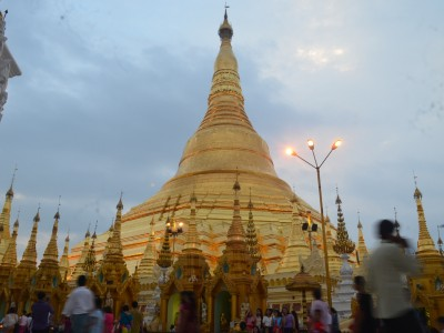 Yangon City Half-day Private Tour