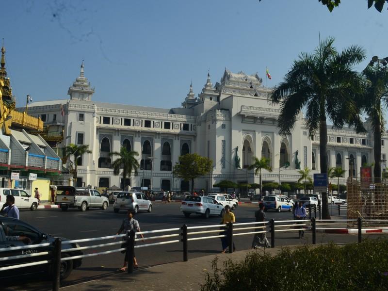 Yangon City Half-day Private Tour