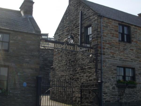 The Whisky Distillery Trifecta - Macallan - Glenfiddich - Glenlivet