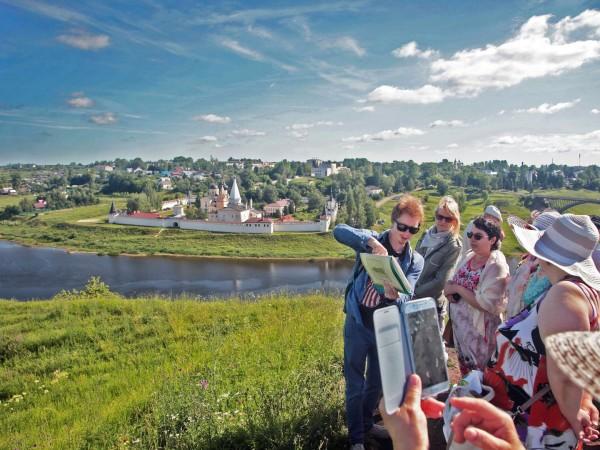 Staritsa and its attractions / Старица и её достопримечательности