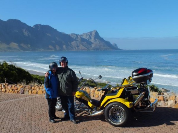 Full day Hermanus & Whale Route trike tour.
