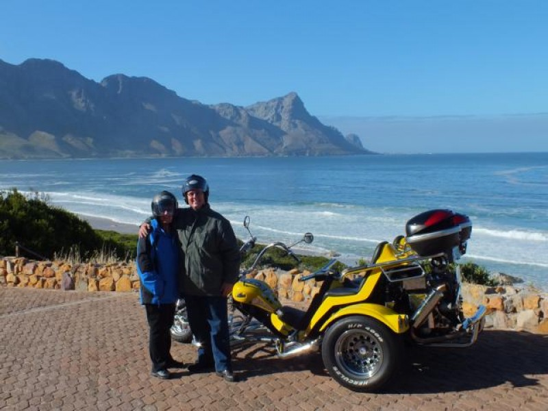 Full day Hermanus & Whale Route trike tour.