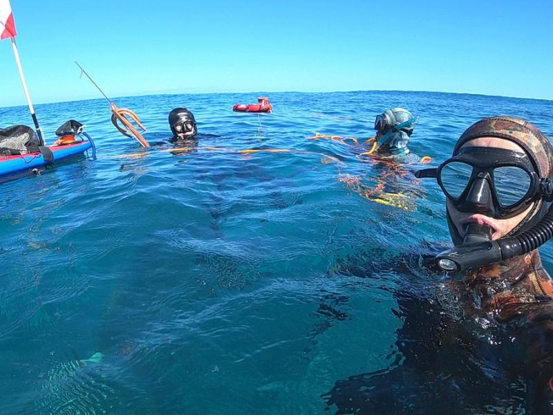 Reef Spearfishing in Punta Cana