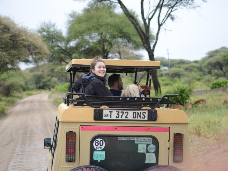 5 Days Amazing Tanzania Wildlife Safari