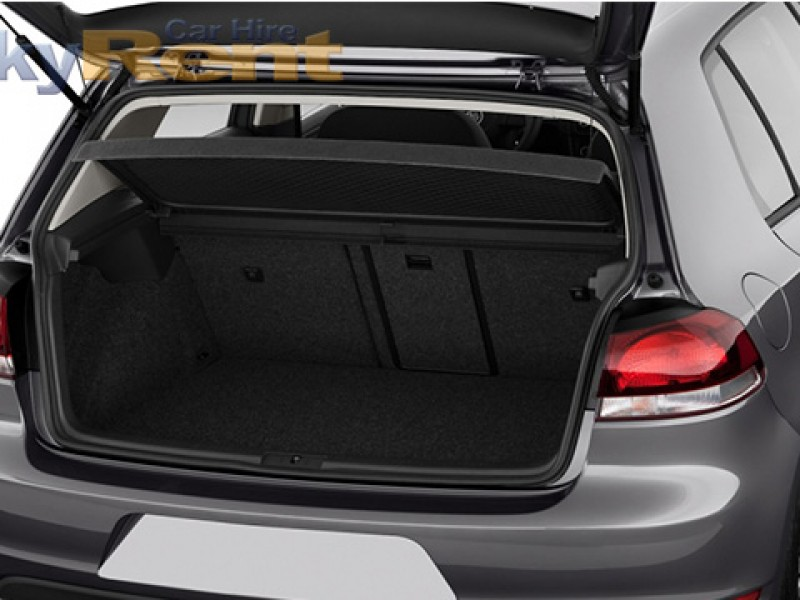 VW Golf 7 АКПП дизель 4+1 мест
