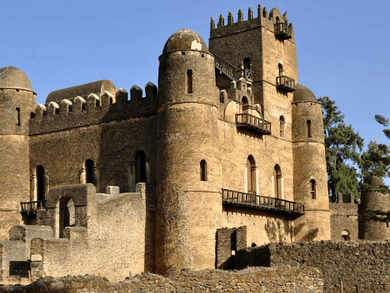 All Historical Tour by flight - Ethiopia