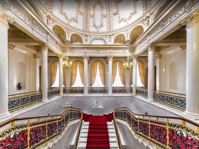 Guided tour of Fabergé Museum in Saint-Petersburg