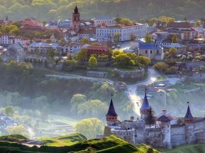 Kamiyanets-Podilskyi History Tour