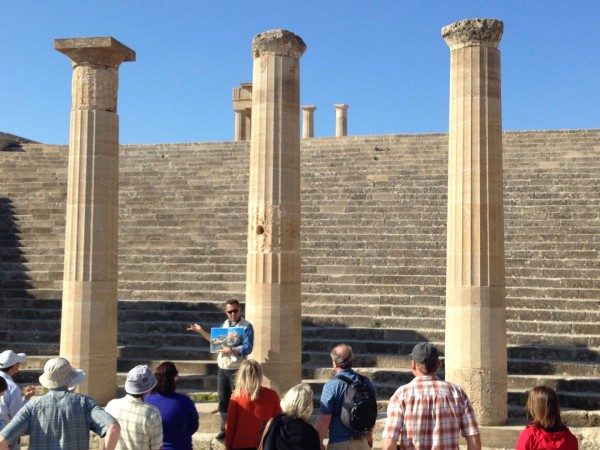 HALF DAY TOUR - RHODES AND LINDOS ACROPOLIS