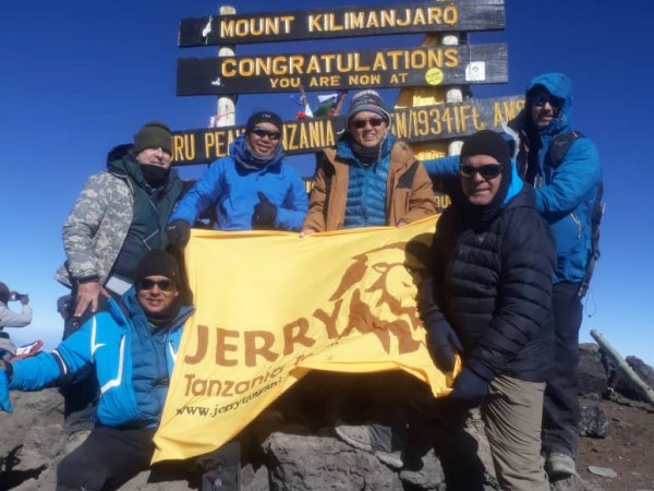 6 DAYS MACHAME ROUTE (Mount Kilimanjaro Summit 2020)