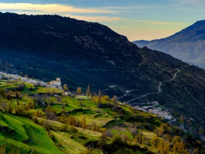 Amazing Alpujarras and Sierra Nevada