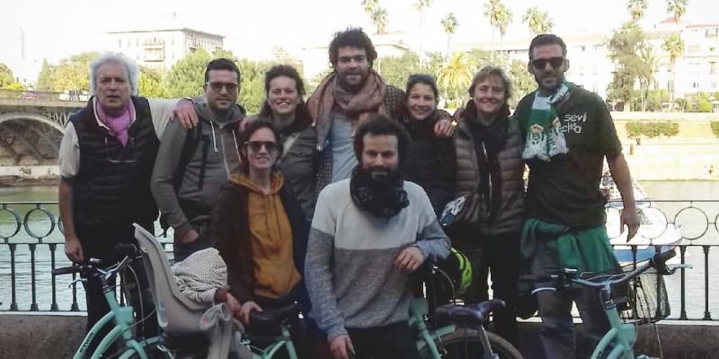 Sevicleta bike tour