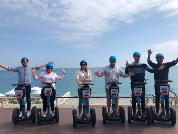 Segway Nice Grand Tour - 2h