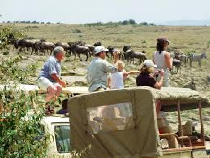 8 Days Kenya safari - visit 4 parks