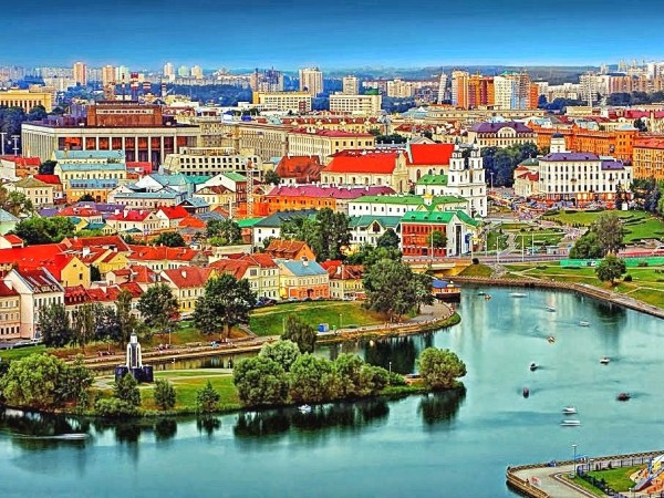 Minsk individual sightseeing tour