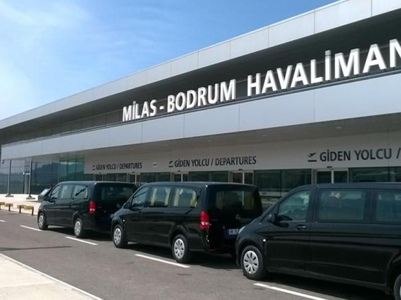 Airport Transfer from/to Bodrum (BJV)