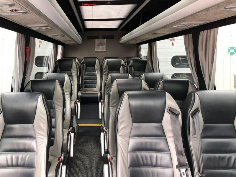 Mercedes Luxury Transportation - 16 seater Minicoach