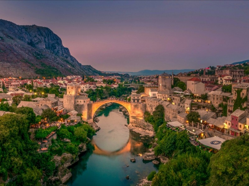Bosnia medieval land discovery 17 days all seasons off the beaten path tour