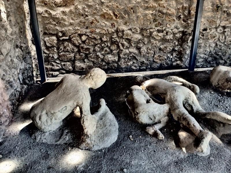 Pompeii & Vesuvius Tour - ALL INCLUSIVE
