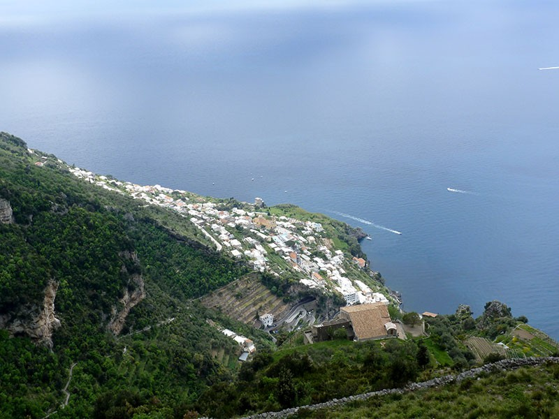Path of the Gods Hike - Amalfi Coast