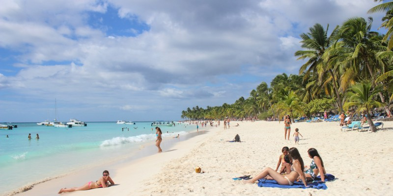 Saona Island Tour from Punta Cana
