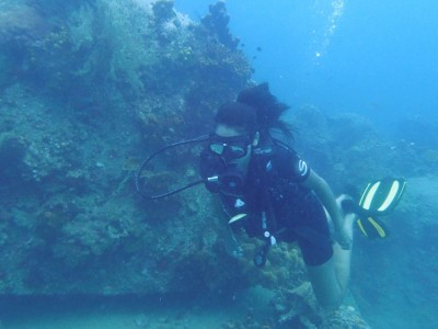 Diving tour for certified divers on Samui