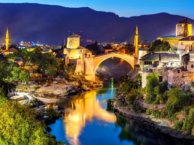 All seasons 9 days Bosnia discovery non-touristy places tour from Tuzla. Private tour with minivan by Monterrasol Travel. Explore Medieval land of Bosnia by off the beaten path travel.