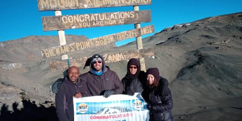 7 Days Umbwe Route Kilimanjaro Luxury Climb