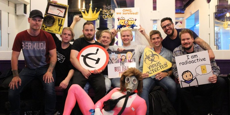 The Escape Games Oslo ⭐️⭐️⭐️⭐️⭐️ NORGES BESTE ESCAPE ROOM