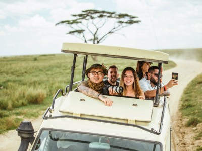 3 Days 2 Nights Serengeti & Ngorongoro Private Express Safari