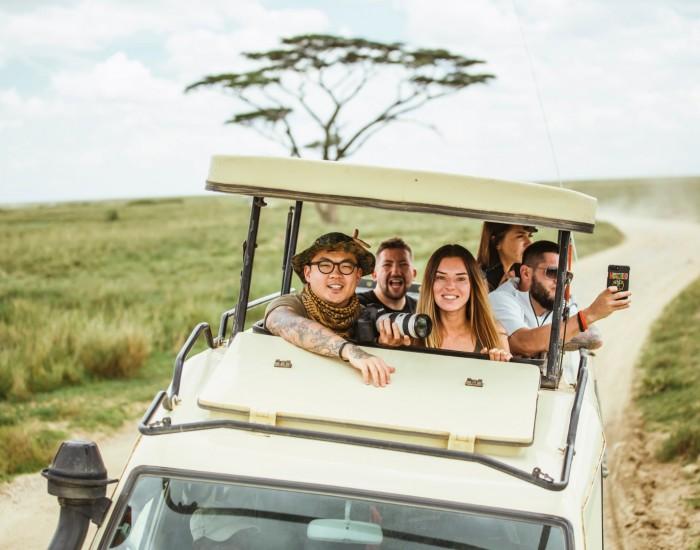 3 Days 2 Nights Serengeti & Ngorongoro Private Express Safari