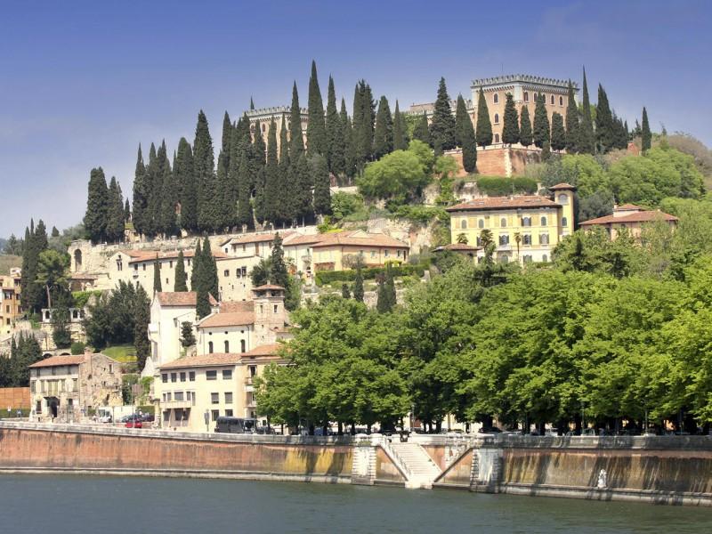 VERONA, the city of lovers