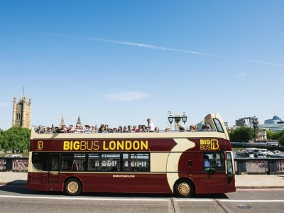 Big Bus London Hop-On Hop-Off Tour