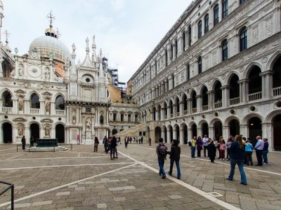 Legendary Venice St. Mark's Basilica and Doge's Palace