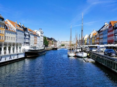 Copenhagen Small-Group Bike Tour