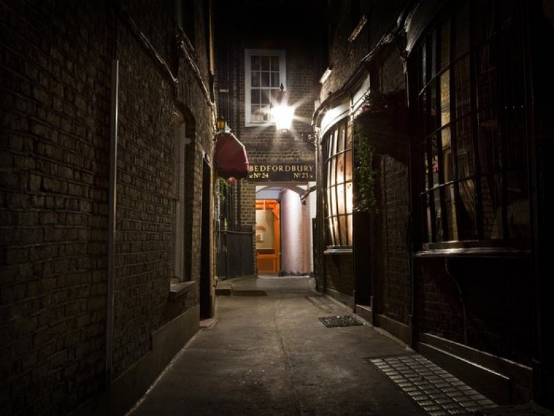 Jack the Ripper and Haunted London Tour