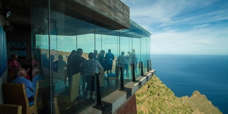 From Tenerife: Full-Day Jeep Safari Tour in La Gomera