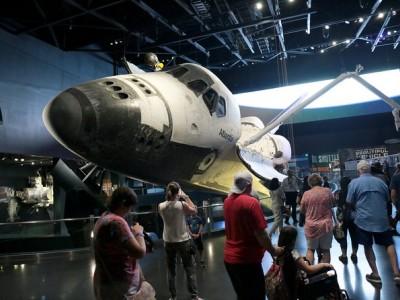Miami to Kennedy Space Center Round-Trip