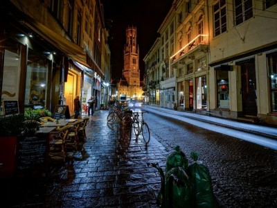 Day Trip to Medieval Bruges from Brussels