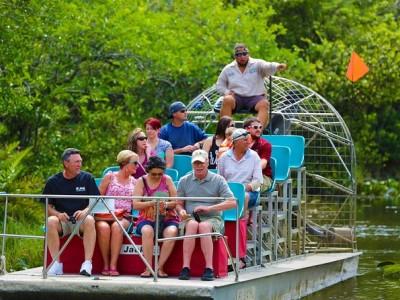 Everglades Airboat Safari